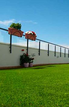 pasto sintetico terraza 1
